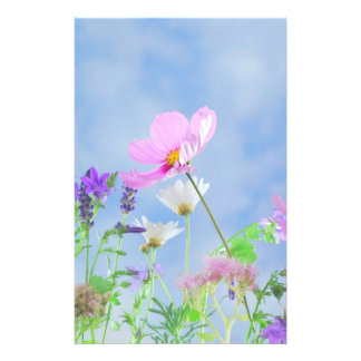 Wildflowers Flyer Design