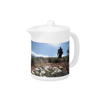 Wildflowers - Grand Canyon - Thunder River Trail Teapot