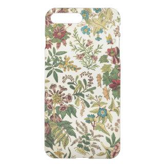Wildflowers iPhone7 del vintage más el caso claro Fundas Para iPhone 7 Plus
