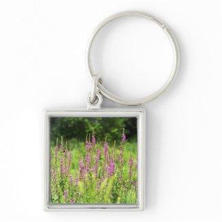 Wildflowers Keychain keychain