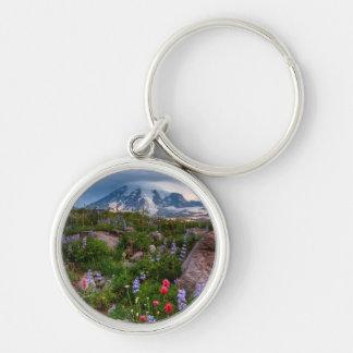 Wildflowers Keychain
