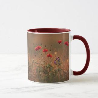 wildflowers mug
