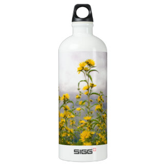 Wildflowers on a Cloudy Day SIGG Traveler 1.0L Water Bottle
