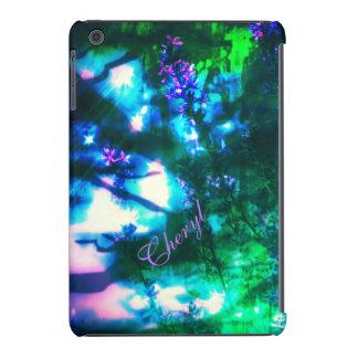 Wildflowers Oriental Goth ipad mini case