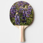 Wildflowers Paddle Ping Pong Paddle