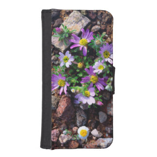 Wildflowers iPhone 5 Wallet Cases