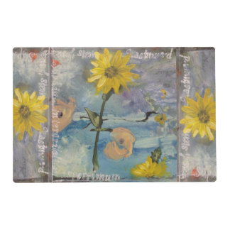 WILDFLOWERS placemats