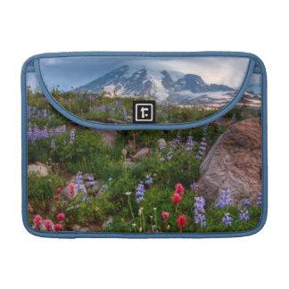 Wildflowers Sleeve For MacBooks