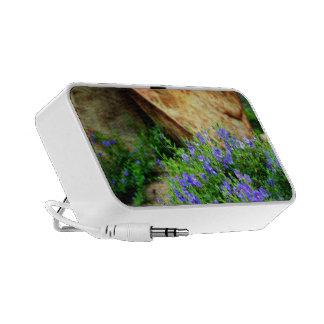 Wildflowers Laptop Speakers