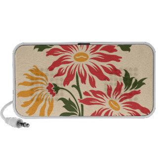 Wildflowers Travelling Speaker