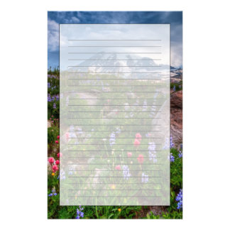 Wildflowers Stationery