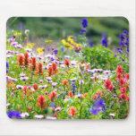 Wildflowers Tapete De Raton
