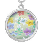 Wildflowers tropicales collares