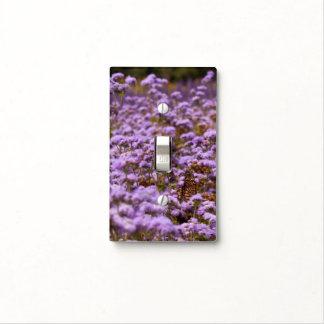 Wildflowers y una cubierta de interruptor del mona tapa para interruptor