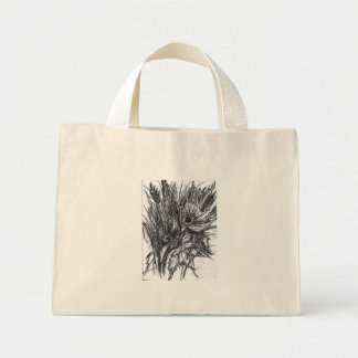 Wildflowersfoil Canvas Bag