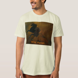 wildhorses mens t-shirts