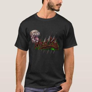 WILDKATS Band 2-Sided Basic Dark T-Shirt
