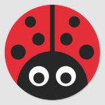 WildLaybug1 Sticker