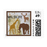 WILDLIFE 2 Postage Stamps