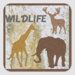 WILDLIFE 2 Stickers