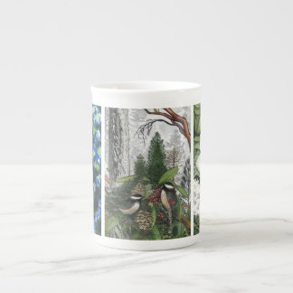 Wildlife 3 tea cup