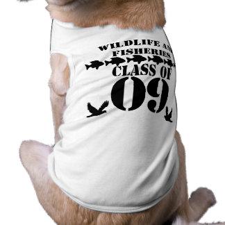 Wildlife and Fisheries Dog T-shirt