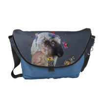 Wildlife: Baby or Child bag: Courier Bag