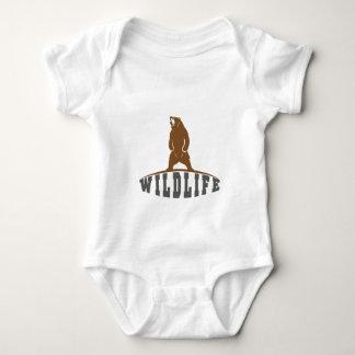 wildlife bear t-shirt