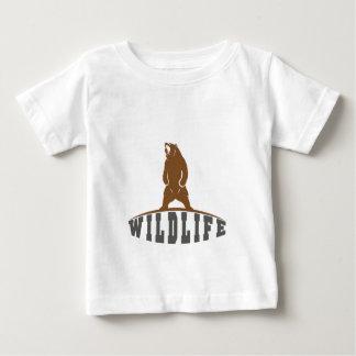wildlife bear tee shirt