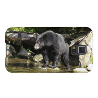 Wildlife Bears Animal-lovers Design Galaxy S5 Cover