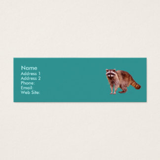 Wildlife Business or Profile Card