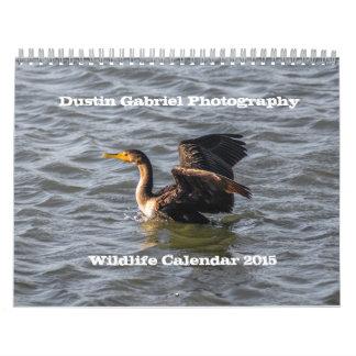 Wildlife Calendar 2015