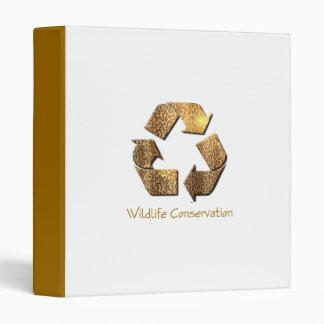 Wildlife Conservation Binder