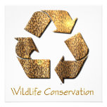 Wildlife Conservation Invitation