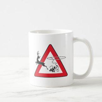 Wildlife crossing Lasso Coffee Mug