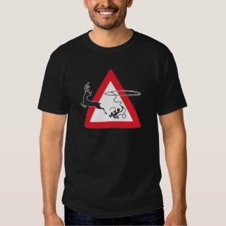 Wildlife crossing Lasso T-shirt