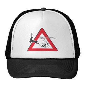 Wildlife crossing Lasso Trucker Hat