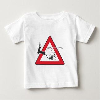 Wildlife crossing Lasso Infant T-shirt