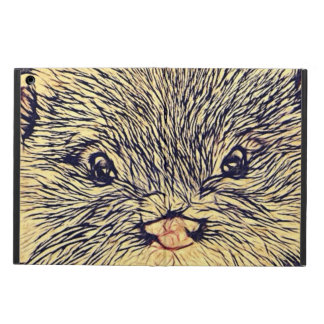 Wildlife Cuddly Cute Sea Animal  baby otter iPad Air Cover