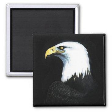 Wildlife Eagle Magnet
