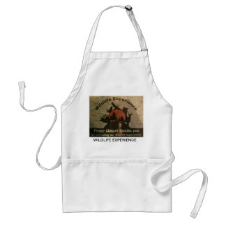 WILDLIFE EXPERIENCE HUNTING DINNER APRON