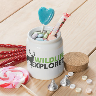 Wildlife Explorer Candy Jars