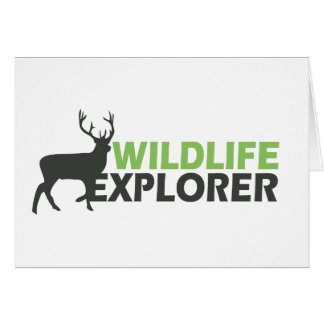 Wildlife Explorer Card