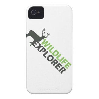 Wildlife Explorer Case-Mate iPhone 4 Cases