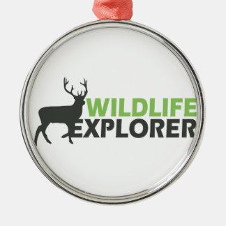 Wildlife Explorer Christmas Ornament