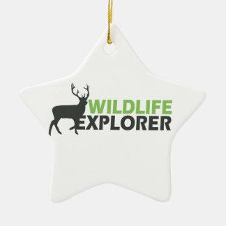 Wildlife Explorer Christmas Ornaments