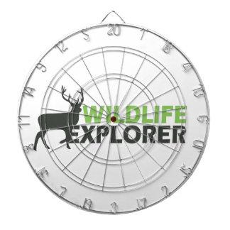 Wildlife Explorer Dartboards