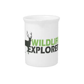 Wildlife Explorer Drink Pitchers