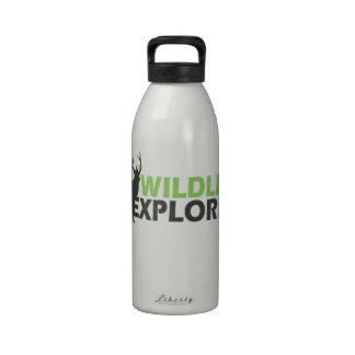 Wildlife Explorer Drinking Bottles