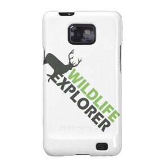 Wildlife Explorer Galaxy S2 Case